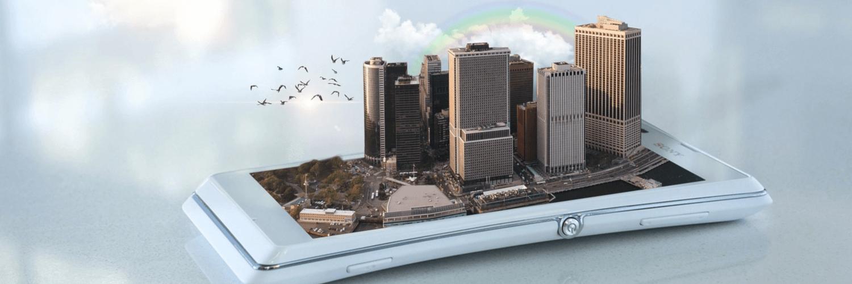 Smarte City im Smartphone